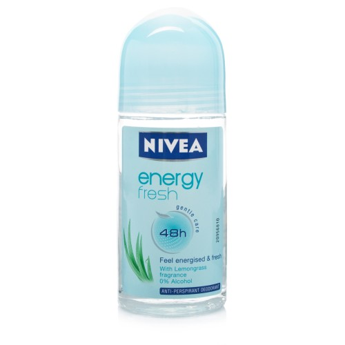 NIVEA ROLL ON 50ML ENERGY FRESH 6 ΤΕΜΑΧΙΑ