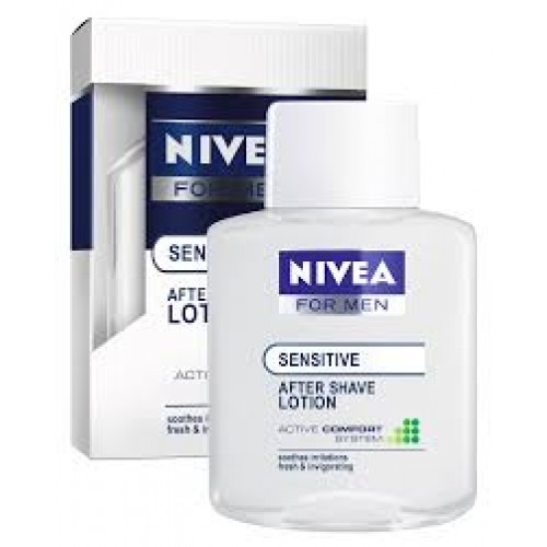 NIVEA MEN AFTER SHAVE SENSITIVE